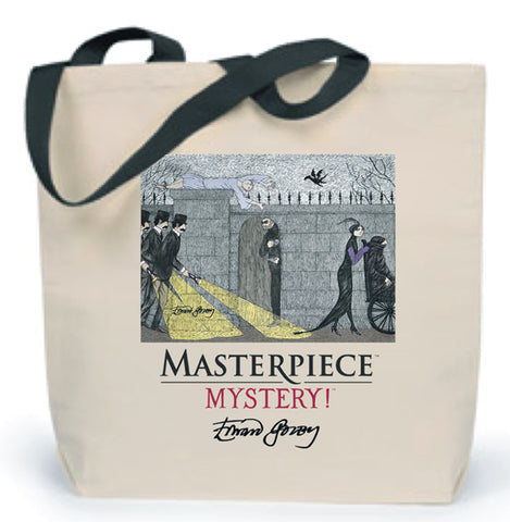 Three Investigators Tote Bag