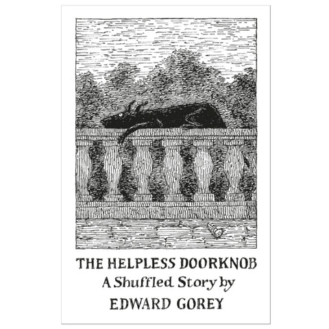 Helpless Doorknob Book - GoreyStore