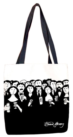 Cocktail Hour Tote Bag - GoreyStore