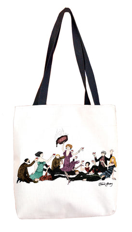 Surprise Guest Tote Bag