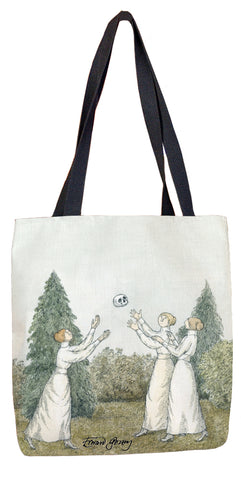 Dull Afternoon Tote Bag - GoreyStore