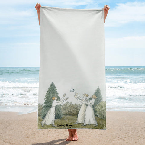 Dull Afternoon Towel - GoreyStore