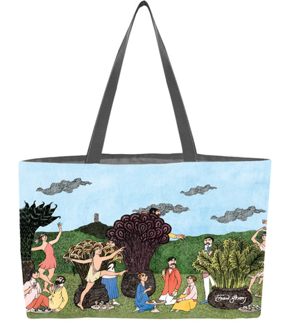 Summer Picnic Everything Tote - GoreyStore