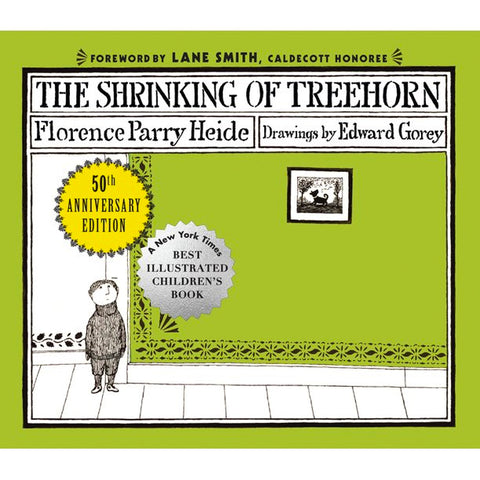 The Shrinking of Treehorn (50th Anniversary Edition) - GoreyStore