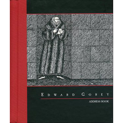 Edward Gorey Address Book