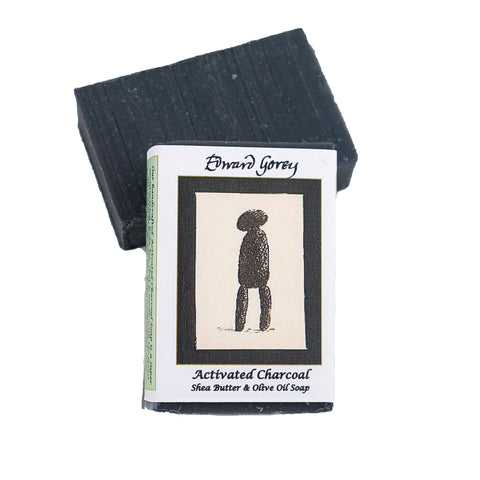 Black Doll (Activated Charcoal) Soap Bar - GoreyStore