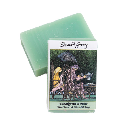 Eucalyptus & Mint - Tea Time Soap Bar - GoreyStore