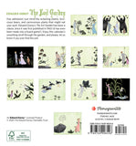 Edward Gorey 2021 Mini Wall Calendar Monthly Images