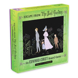 Escape from The Evil Garden Board Game - GoreyStore