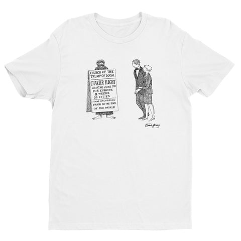Trump of Doom T-shirt - GoreyStore
