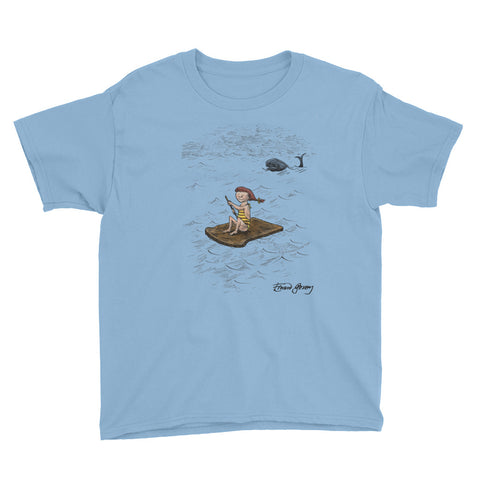 Toast Raft Youth T-Shirt - GoreyStore