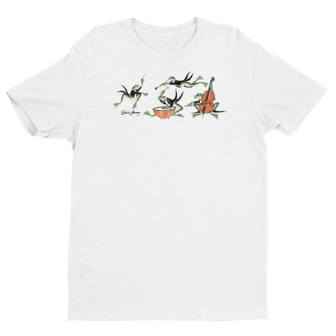 Frog Orchestra T-shirt
