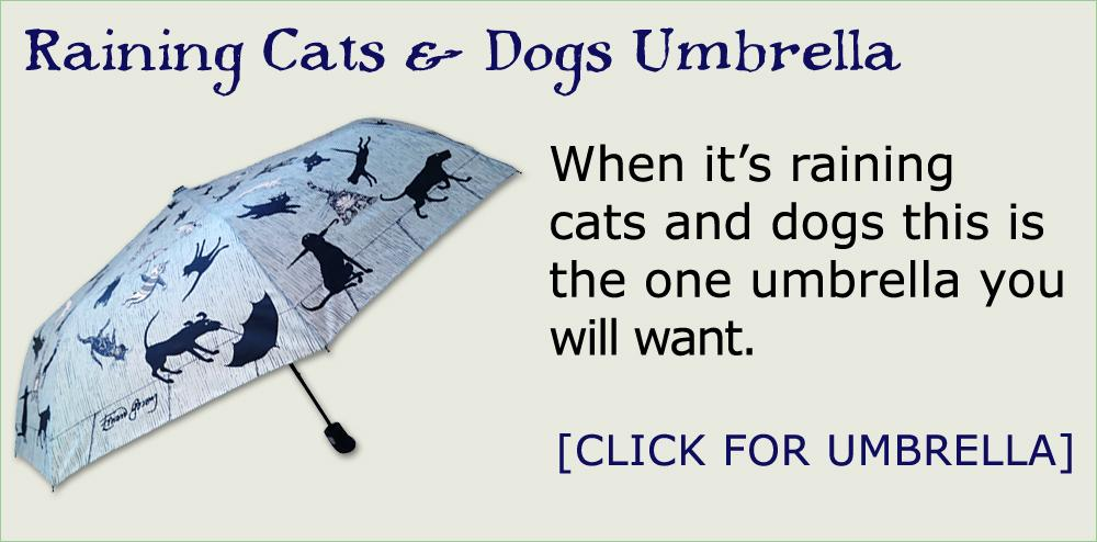 Cats & Dogs Umbrella