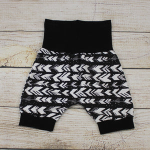 Arrows Bunny Bottom Shorts