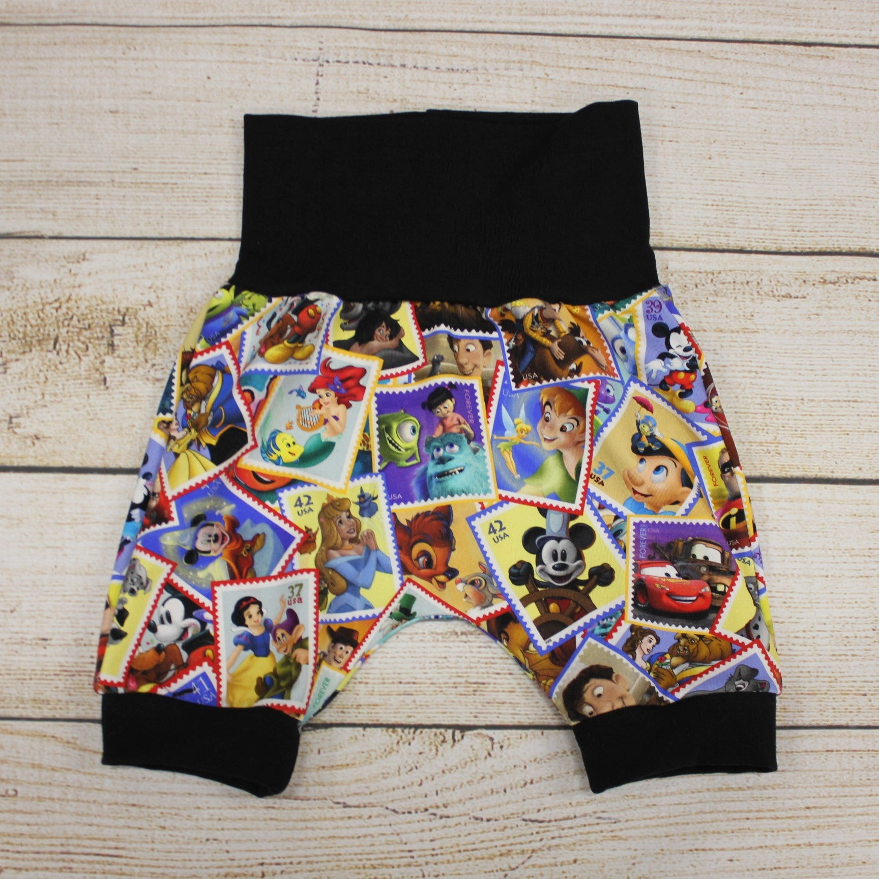 Stamps Bunny Bottom Shorts