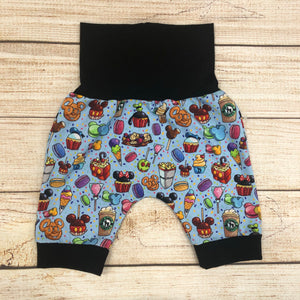 Snacks Bunny Bottom Shorts