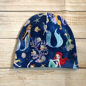 Princess Mermaids Slouchy Hat / Toque