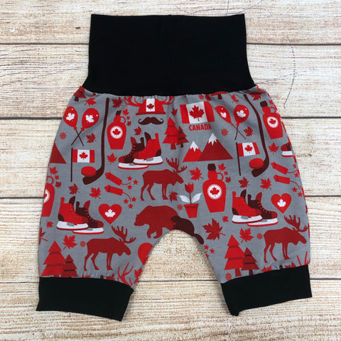 Canada Things Bunny Bottom Shorts