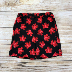 Canada Maple Leaf Swim Trunks