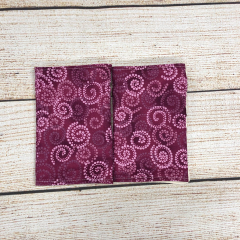 Swirls Carrier Pads