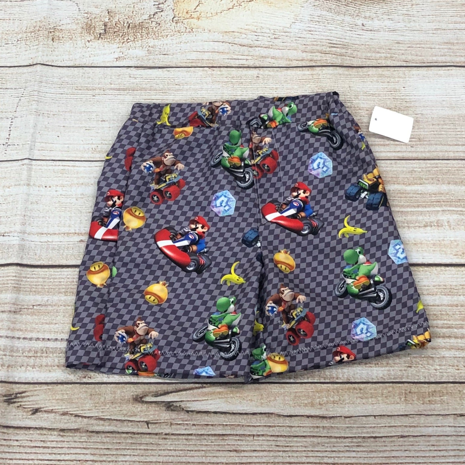 Racers Swim Trunks