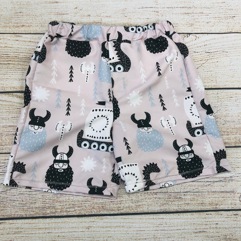 Viking Swim Trunks