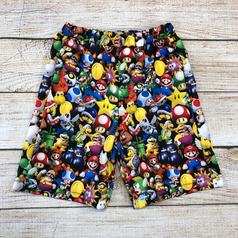 Video Gamer Swim Trunks