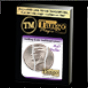 Folding Coin Half Dollar (D0020) by Tango Magic