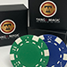 Magnetic Scotch and Soda Poker Chips by Tango PK005
