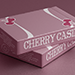 CHERRY CASINO PLAYING CARDS (FLAMINGO QUARTZ PINK) 2 deck pack