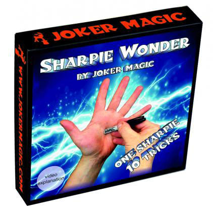 Sharpie Wonder (Joker Magic)
