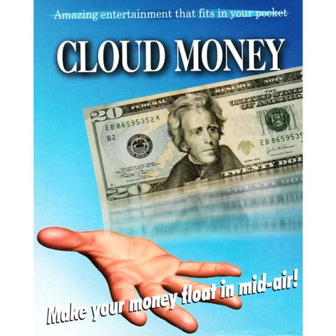 By Tenyo Cloud Money T-244