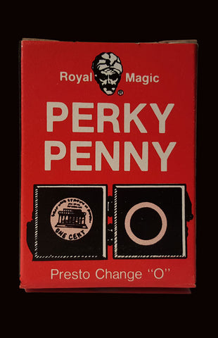Perky Penny-by royal magic
