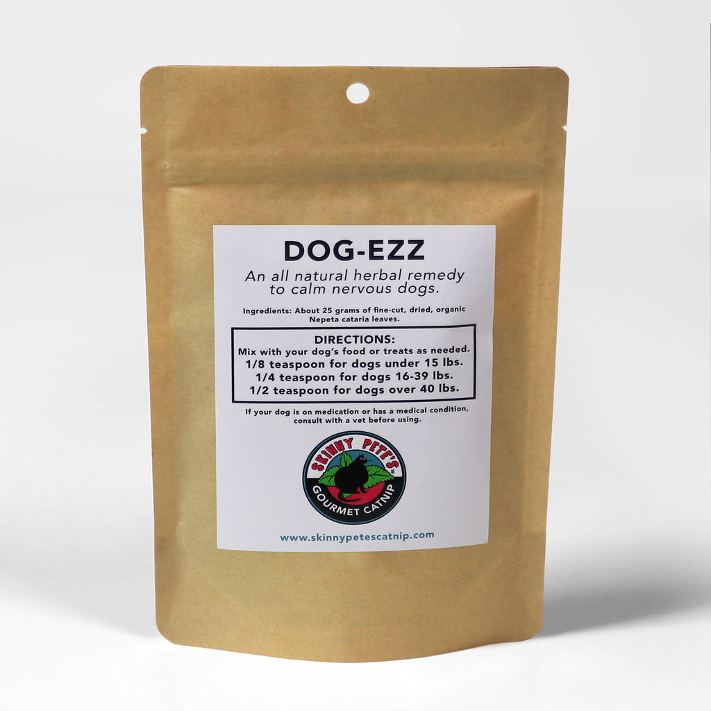 Dog-Ezz Packet - Skinny Pete's Gourmet Catnip