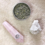 Rose Quartz Pipe