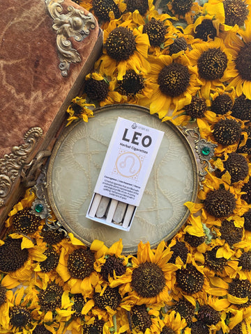 Leo Herbal Cigarettes