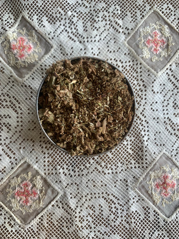 Clove & Cardamom Loose Herbal Smoke Blend