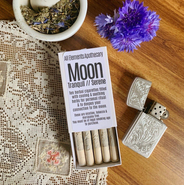 Moon Herbal Cigarettes