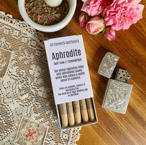 """Aphrodite"" Herbal Cigarettes"