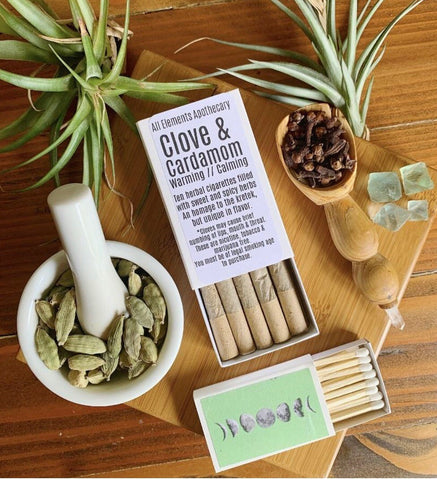 Clove & Cardamom Herbal Cigarettes
