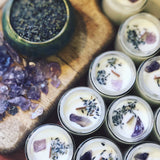 Ritual Candle - Protection - Lavender & Rosemary
