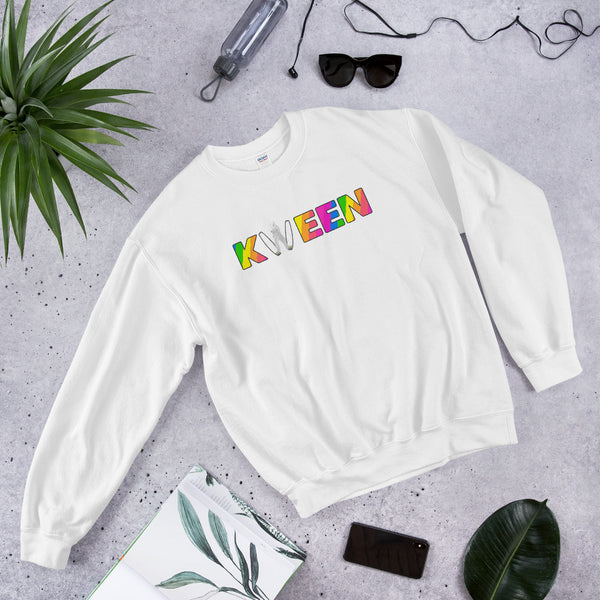 Weed Kween - Broad City Sweatshirt