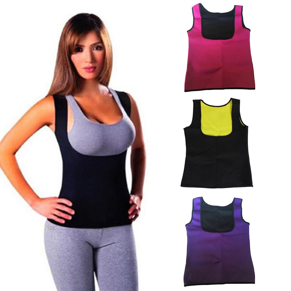 Women Waist Trainer Slimming Sashes Belt Cincher Waist Corset Neoprene Shapewear Vest Belly Girdle Body