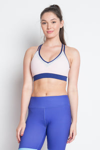 Two Tone quest sports bra