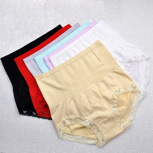 High Waist Tummy Belly Control Slimming Shapewear Panty Girdle Underwear | FajasShapewear.com