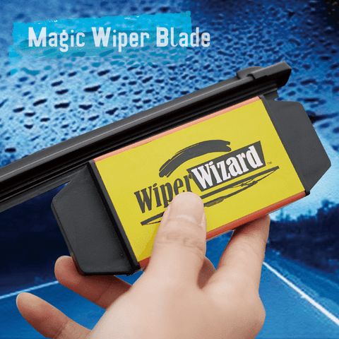 Wonder Windshield Wiper