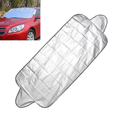 Complete Windshield Cover