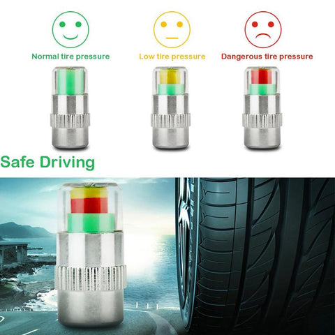 Tire Pressure Lights
