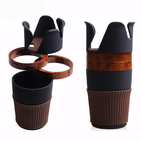 iCarry- Your Multi-Purpose Coffee Cup