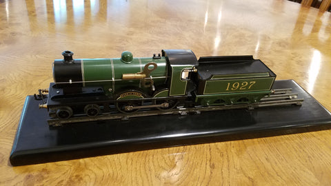 Antique train from Mill House Antiques